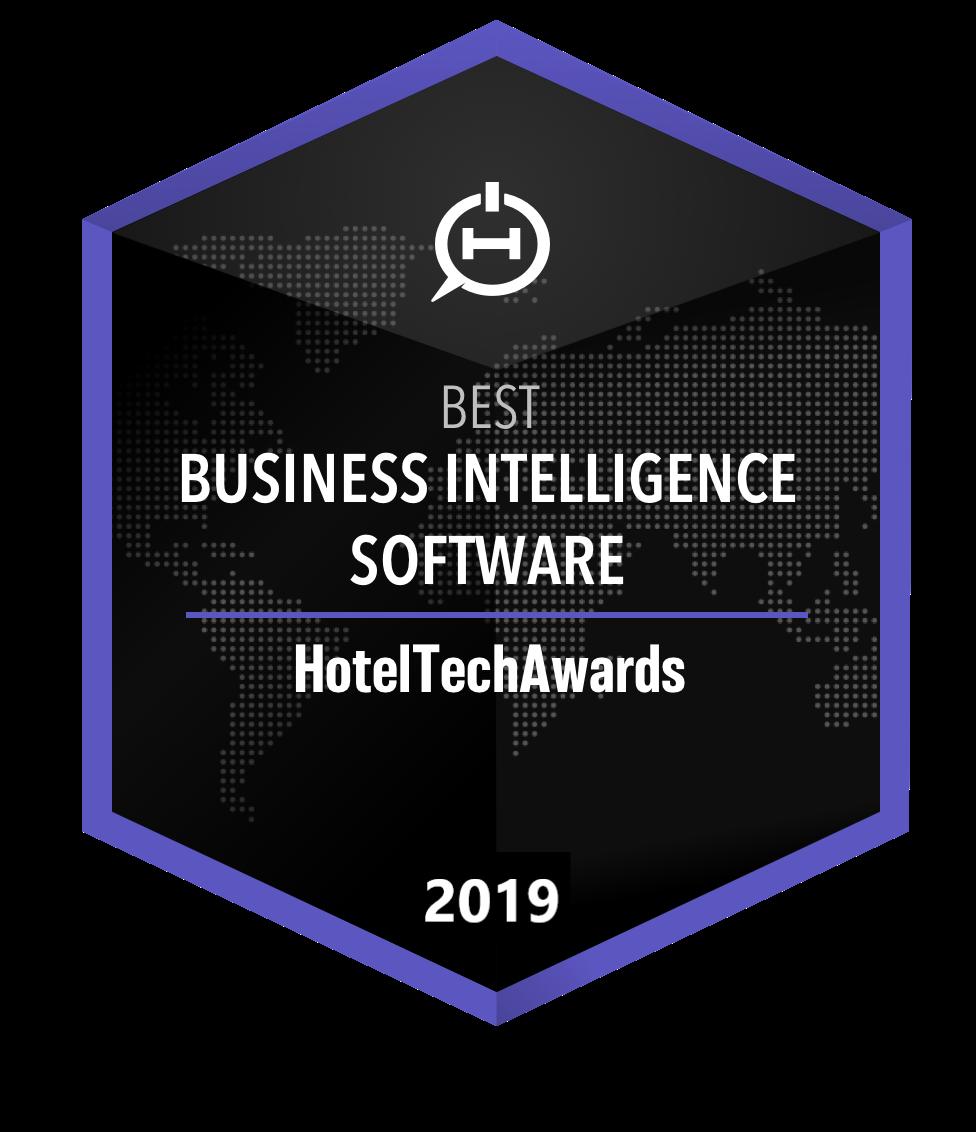 hotel business technology award